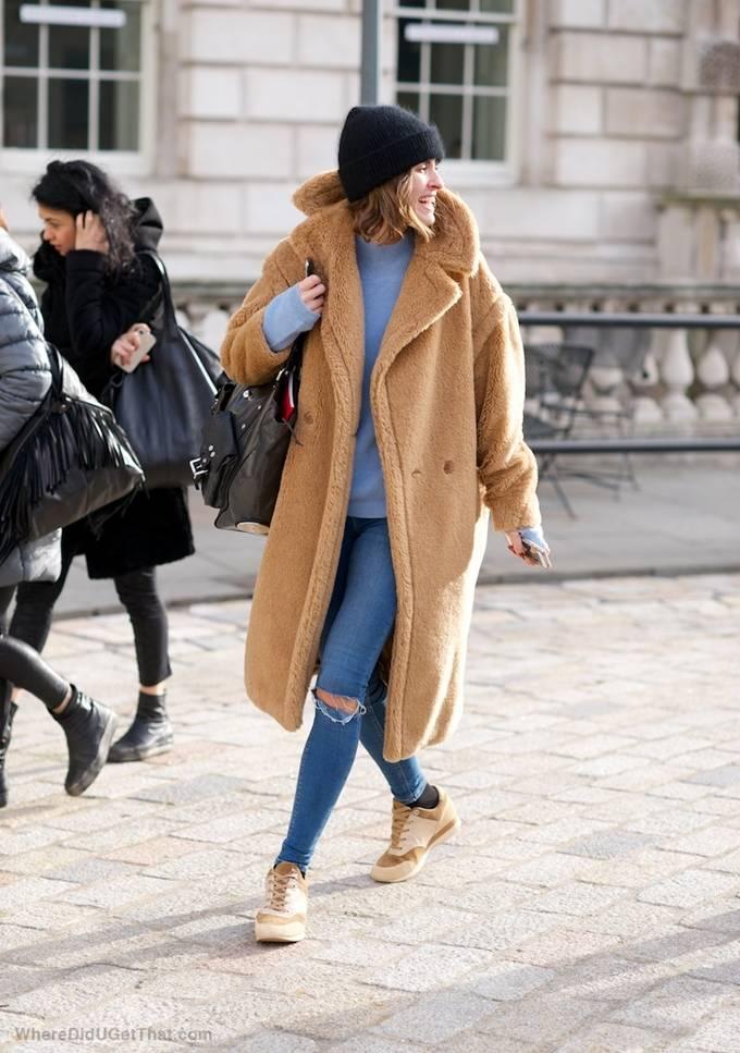 패션엔 스타일n 올 겨울 유행을 주도하는 9가지 코트 스타일