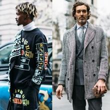 2017 가을/겨울 런던 남성복 패션 위크 스트리트 패션
