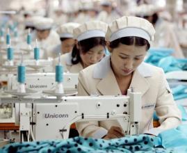 유엔의 북한 섬유 금수 조치는 효과 있을까?