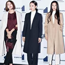 [패션엔 포토] 이민정-김민정-서예지, 고품격 우아미 가득한 가을 모던룩!