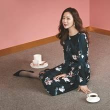 조이너스, 플로럴 패턴 '김희선 원피스' 인기폭발