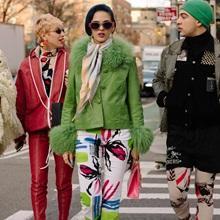 대담한 아우터웨어가 지배한 2018 가을/겨울 뉴욕패션위크 스트리트 패션