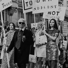 칼 라거펠트  '#미투 및 모델 비하' 발언...모델업계 '공분' 일파만파