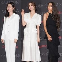[패션엔 포토] 손예진·나나·문가비, 예쁜 누나들 패션 포인트는 청순하거나 섹시하게