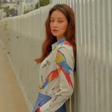 오연서, LA 수놓은 오블리표 감각적인 패션 센스 '아련미 폭발'