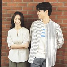 '워너비 부부' 이천희·전혜진, 내추럴한 커플 시밀러룩