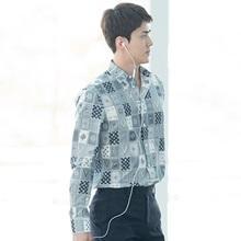 [패션엔 포토] 엑소 세훈, 여름 멋남의 정석! 도시 남성의 클래식한 셔츠룩 '멋짐 폭발'
