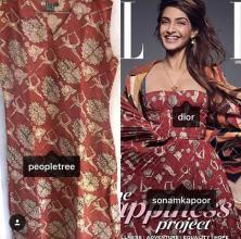 디올, 텍스타일 디자인 도용...인도 디자이너에게 합의금 지불