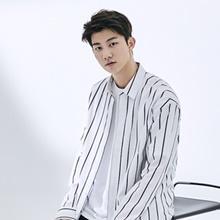 데이트룩부터 비즈니스룩까지! 앤듀, 스트라이프 셔츠 스타일링 공개