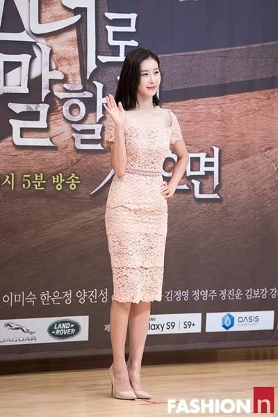 [패션엔 포토] 남상미·한은정·양진성·이시아, 눈부신 4인 4색 섬머 원피스룩!