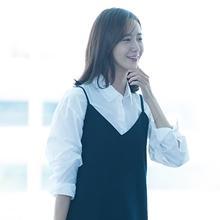 [패션엔 포토] 윤아, 청순미 가득한 뷔스티에 원피스룩 '여친룩의 정석'