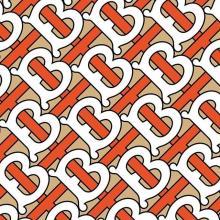 버버리, 20년 만에 새로운 로고와 모노그램 공개