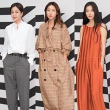 [패션엔 포토] 정려원·한혜진·김성희·곽지영, 앞서가는 가을 여자의 가을룩