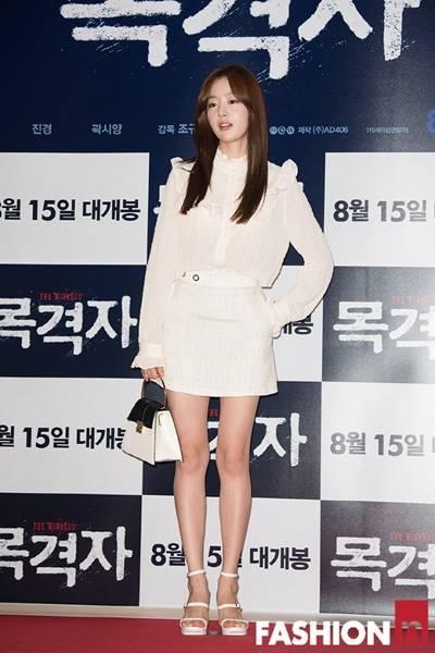 [패션엔 포토] 한선화·유라·김새론·임세미, 시사회장 빛낸 트렌디한 섬머룩!