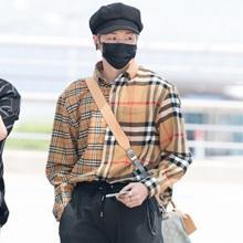 [패션엔 포토] 강다니엘, 오늘은 전사룩! 평범함을 거부한 유쾌한 '청년 반란'