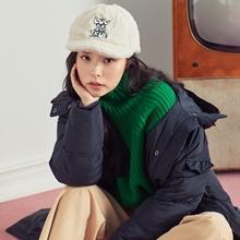 민효린, 더욱 예뻐진 곰신! 복고풍 걸리시룩 '사랑스러운 겨울 소녀'