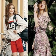 패션기업 2분기 매출 선전, 영업이익 부진...휠라·신세계인터내셔날·F&F·대현 강세