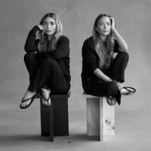 메리 케이트 & 애슐리 올슨 자매,  '더 로우(The Row)' 남성복 런칭 '기대 만발'