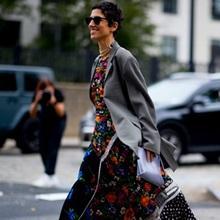 레오파드 프린트의 부상, 2019 봄/여름 뉴욕패션위크 스트리트 패션