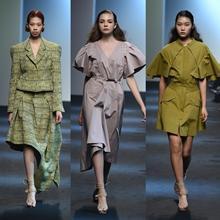 [리뷰] 리얼리즘의 재구성, 쿠만 유혜진 2019 봄/여름 컬렉션