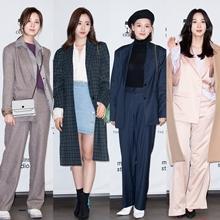 [패션엔 포토] 서현·함은정·김재경·이청아, 더스튜디오케이 빛낸 보이시한 셀럽들