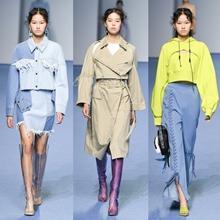 [리뷰] 데님 유스룩, 계한희 '카이' 2019 봄/여름 컬렉션