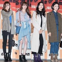 [패션엔 포토] 최강희·이성경·이선빈·박효주, 시사회장 빛낸 개성만점 나들이룩!