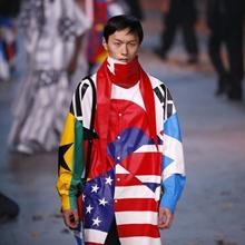 [리뷰] 만국기 패션, 2019 가을/겨울 루이비통 남성복 컬렉션