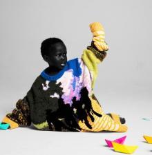 버질 아블로, 루이비통 남성복 첫 광고 캠페인 공개