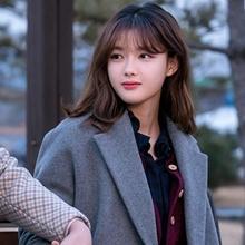 [그 옷 어디꺼] '일뜨청' 김유정, 러블리한 여친룩! 참 장식 코트 어디꺼?