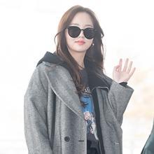 [패션엔 포토] 김소현, 청순과 섹시가 공존하는 걸크러시 코트룩