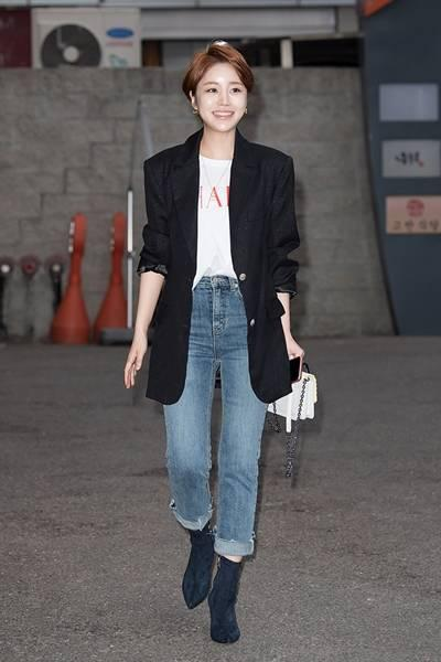 [패션엔 포토] 윤진이·나혜미·유이, 하나뿐인 내편 종방연 리얼웨이룩은 '블랙'