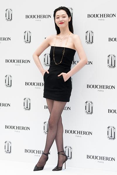 [패션엔 포토] 김하늘·설리·아이린·정은채, 4인4색 섹시 드레스룩의 진수