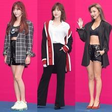 [패션엔 포토] 루나·오인혜·웬디·이호정·찬미, 소윙바운더리스 컬렉션 빛낸 스타들