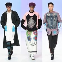 [SFW 리뷰] 화려한 패션 성찬, 카루소 2019 가을/겨울 컬렉션