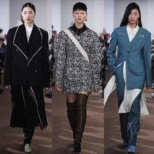 [SFW 리뷰] 구조적인 페미니니티,  YCH 2019 가을/겨울 컬렉션