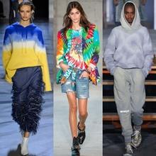 요즘 뜨는 뉴트로! 패션 인싸들이 꽂힌 홀치기 염색 팩트 체크 15