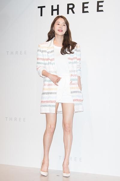 [패션엔 포토] 한지혜·장희진·경리·최희, 꽃보다 예쁜 봄의 여신들