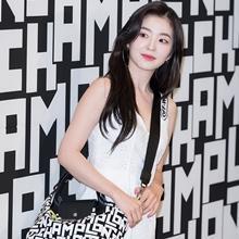 [패션엔 포토] 레드벨벳 아이린, 천사같은 화이트 미니 원피스룩 '눈부셔'