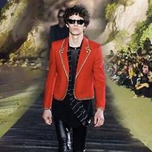 [리뷰] 보헤미안 젠더-뉴트럴, 2020 봄/여름 생 로랑 남성복 컬렉션
