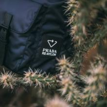 프라다, 재활용 플라스틱으로 만든 나일론 제품 출시