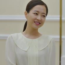 [그 옷 어디꺼] '어비스' 박보영, 뽀블리의 사랑스러운 블라우스 어디꺼?