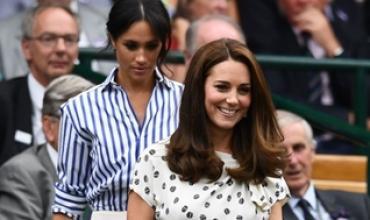 케이트 vs 메건, 왕실가 두며느리 셀럽효과 누가 더 클까?