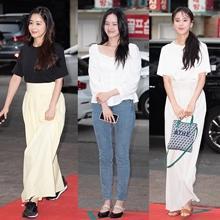 [패션엔 포토] 서영희·박규영·노행하, 사복 입은 녹두꽃 주역들 '몰라보겠네'