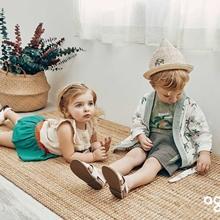 아가방, 유아 바캉스 패션은 자연을 닮은 '알로하룩'