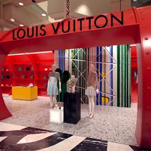 신세계 백화점·루이비통, 5개층 스페셜 팝업스토어 개장