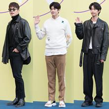 [패션엔 포토] 성훈·구자성·송재림, 가을 멋남들 포스 넘치는 가을룩