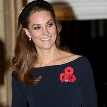 케이트 미들턴, 순식간에 품절 3만원대 머리띠 어디꺼?