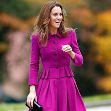 '알뜰 주부' 케이트 미들턴, 입고 또 입은 스커트 슈트룩!