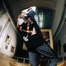 버질 아블로, 루브르 박물관과 다빈치 컬렉션 출시